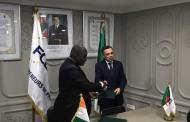 Mission économique ivoirienne en Algérie